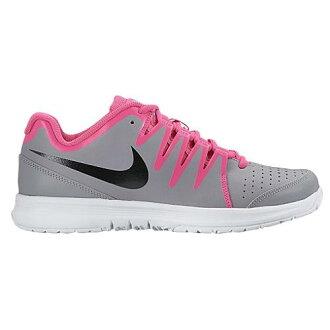(得到 CDN) NIKE 耐克婦女空谷法院網球鞋,耐克婦女蒸氣法院隱形超粉紅色白色黑色 02P05Nov16