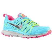 (取寄)NIKE ナイキ レディース フレックス トレイル 2 Nike Women's Flex Trail 2 Gamma Blue Volt Pink Foil Black
