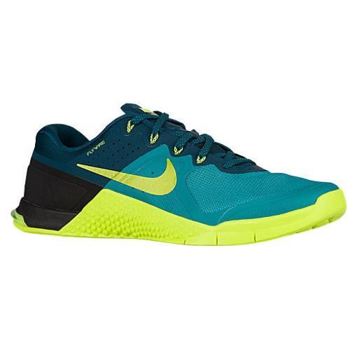 (取寄)NIKE ナイキ メンズ メトコン 2 スニーカー トレーニングシューズ Nike Men's Metcon 2 Rio Teal Midnight Turq Black 【コンビニ受取対応商品】