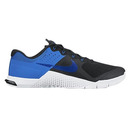 (取寄)NIKE ナイキ レディース メトコン 2 スニーカー トレーニングシューズ Nike Women's Metcon 2 Black Royal Blue White 【コンビニ受取対応商品】