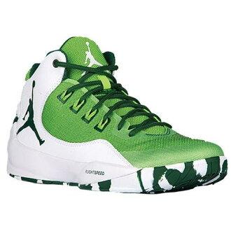 (索取)喬丹人上升高2 Jordan Men's Rising High 2 Gorge Green Gorge Green White Infrared 23[支持便利店領取的商品]