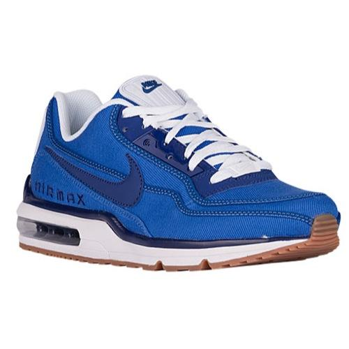 (取寄)NIKE ナイキ メンズ エアマックス リミテッドエディション スニーカー 限定 Nike Men's Air Max LTD Game Royal White Gum Light Brown Deep Royal Blue