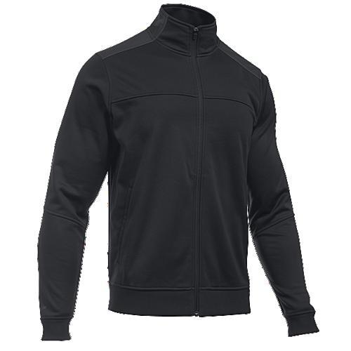 (取寄)アンダーアーマー メンズ チップ ゴルフ スワケット Under Armour Men's Tips Golf Swacket Black Black 【コンビニ受取対応商品】