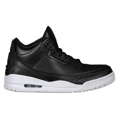 (取寄)ジョーダン メンズ レトロ 3 Jordan Men's Retro 3 Black Black White 【コンビニ受取対応商品】