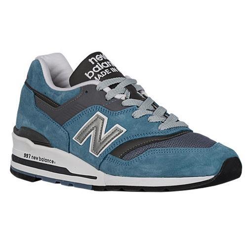 (取寄)ニューバランス メンズ 997 New balance Men's 997 Blue Grey 【コンビニ受取対応商品】