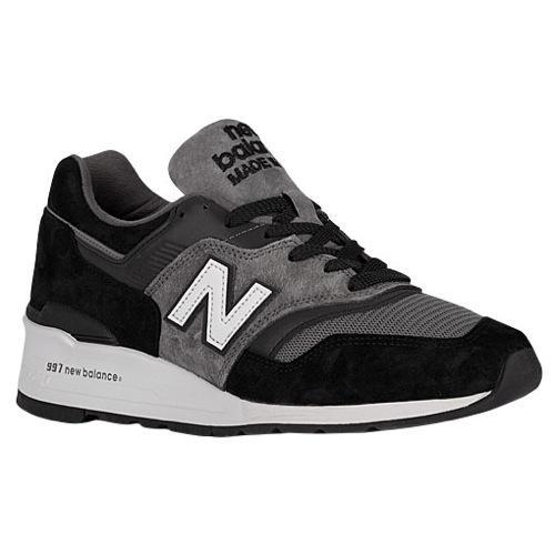 (取寄)ニューバランス メンズ 997 New balance Men's 997 Black Grey