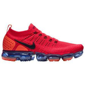 (取寄)ナイキ メンズ エア ヴェイパーマックス フライニット 2 Nike Men's Air Vapormax Flyknit 2 Red Obsidian