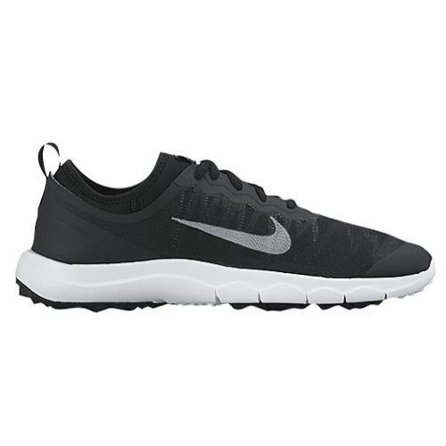 (取寄)NIKE ナイキ レディース FI バミューダ ゴルフシューズ Nike Women's FI Bermuda Golf Shoe Black White 【コンビニ受取対応商品】