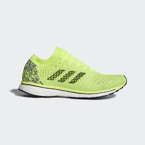 (取寄)アディダス メンズ アディゼロ プライム Ltd 5イヤー ランニングシューズ adidas Men's adizero Prime LTD 5 Years Shoes Solar Yellow / Core Black / Running White