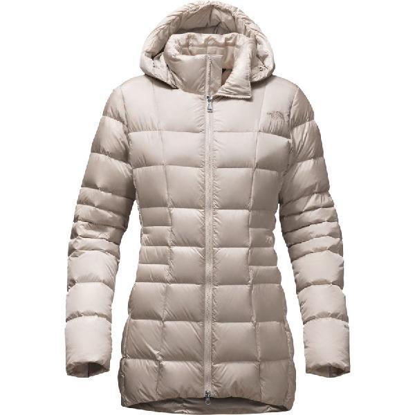 (取寄)ノースフェイス レディース トランジット ダウンジャケット 大きいサイズ The North Face Women Transit Down Jacket Dove Grey 【コンビニ受取対応商品】