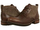 (取寄)アグ メンズ ブロ ンプトン ツイード UGG Men's Brompton Tweed Grizzly Leather