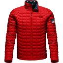 運動用品, 戶外用品 - (取寄)ノースフェイス メンズ インターナショナル コレクション サーモボール フルジップ ジャケット The North Face Men's International Collection Thermoball Full-Zip Jacket TNF Red