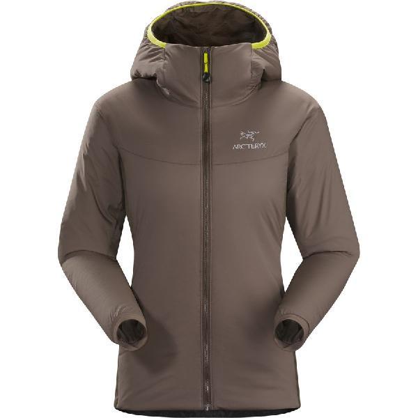(取寄)アークテリクス レディース アトム LT フーデッド インサレーテッド ジャケット Arc'teryx Women Atom LT Hooded Insulated Jacket Mirage 【コンビニ受取対応商品】