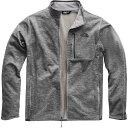 【クーポンで最大2000円OFF】(取寄)ノースフェイス メンズ キャニオンランズ フリース ジャケット The North Face Men's Canyonlands Fleece Jacket Tnf Medium Grey Heather