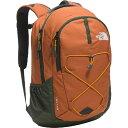 (取寄)ノースフェイス ジェスター バックパック The North Face Jester Backpack Gingerbread Brown/Citrine Yellow