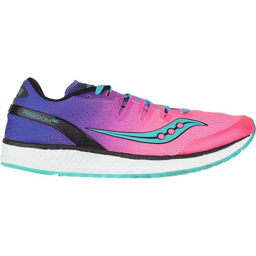 サッカニー 【Saucony Freedom ISO 2 Running Shoe】 Teal シューズ メンズ 靴 スニーカー
