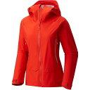 (取寄)マウンテンハードウェア レディース スーパーフォーマ ジャケット Mountain Hardwear Women Superforma Jacket Fiery Red