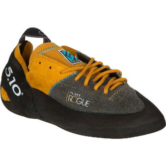 (索取)五十女士記錄Lace-Up攀岩鞋Five Ten Women Rogue Lace-Up Climbing Shoe Zinnia