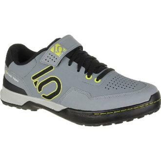 (索取)faibutemmenzukesutoreru Lace-Up鞋Five Ten Men's Kestrel Lace-Up Shoe Onix[支持便利店領取的商品]
