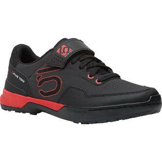 (索取)faibutemmenzukesutoreru Lace-Up鞋Five Ten Men's Kestrel Lace-Up Shoe Red/Black