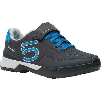 (索取)faibutenredisukesutoreru Lace-Up鞋Five Ten Women Kestrel Lace-Up Shoe Shock Blue