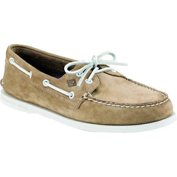 (取寄)スペリートップサイダー メンズ A/O2-Eyeウオッシュブル シューズ Sperry Top-Sider Men's A/O 2-Eye Washable Shoe Taupe 【コンビニ受取対応商品】