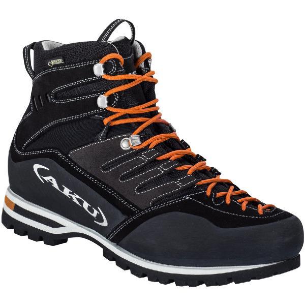 (取寄)AKU メンズ Viaz GTX ブーツ AKU Men's Viaz GTX Boot Black 【コンビニ受取対応商品】