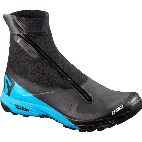 (取寄)サロモン S-Lab XA Alpine Trail ランニングシューズ Salomon S-Lab XA Alpine Trail Running Shoe Black/Racing Blue/Racing Red 【コンビニ受取対応商品】