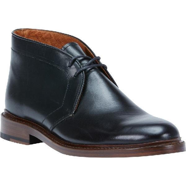 (取寄)フライ メンズ ジョーンズ チャッカ ブーツ Frye Men's Jones Chukka Boot Black