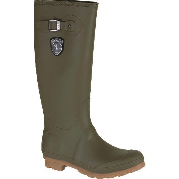(取寄)カミック レディース ジェニファー レイン ブーツ Kamik Women Jennifer Rain Boot Olive/Gum 【トレッキング クライミング アウトドア 登山靴】 【レディース シューズ ブーツ 大きいサイズ】