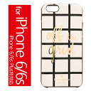 Kate Spade iPhoneケース 6 ケイトスペード ピンク オフザグリッド アイフォン 6 / 6s ケース Off The Grid iPhone 6 / 6s Case【コンビニ受取対応商品】
