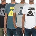 POLeR ポーラー メンズ Tシャツ サミット 半袖 Tシャツ Summit T-Shirt