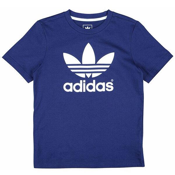 アディダス オリジナルス ボーイズTシャツ TREFOIL TEE