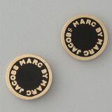 【お取り寄せ】Marc by Marc Jacobs マークバイマークジェイコブス ロゴディスクスタッドイヤリング ピアス Logo Disc Stud Earrings 【レディ
