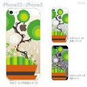 iPhone5s iPhone5 Clear Arts カバー ケース スマホケース クリアケース ハードケース 盆栽 49-ip5s-iz0003 10P03Dec16