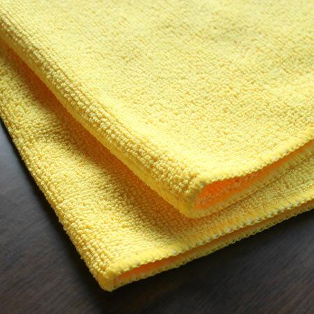 大判 マイクロファイバークロス(厚手) ■ カラー:イエロー ■ 用途:大掃除 洗車 吸水…...:auc-jimgmbh:10001064