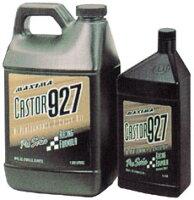 CASTOR927 カスター927 混合専用 【 2ストローク 473ml×12本 】 MX-2216 MAXIMA エンジンオイルの画像
