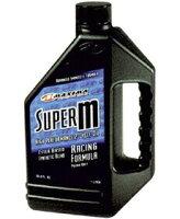 SUPER M スーパーM 混合専用 【 2ストローク 1892ml×6本 】 MX-2364 MAXIMA エンジンオイルの画像