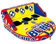 WOW ワオ SUPER BUBBA スーパーブッバ 【最大定員3名】 ウォータートーイ バナナボート トーイングチューブ