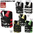 モビーズ COMBAT 3バックル メンズ ライフジャケット 【低反発インナーフォーム】 ジェットスキー 水上バイク 2016新作 ニューモデル