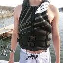 スリップリー SURGE3 ネオプレン ライフジャケット ウエットスーツ SLIPPERY JCI検査 ジェットスキー マリンジェット 水上バイク ウエイクボード