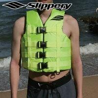スリップリー ライフジャケット ハイドロベスト JCI検査 ジェットスキー マリンジェット 水上バイク slippery スリッパリーの画像