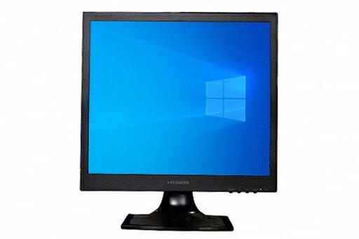 【液晶モニター 17インチ】 IO・DATA LCD-AD172SEB-A (1100154)