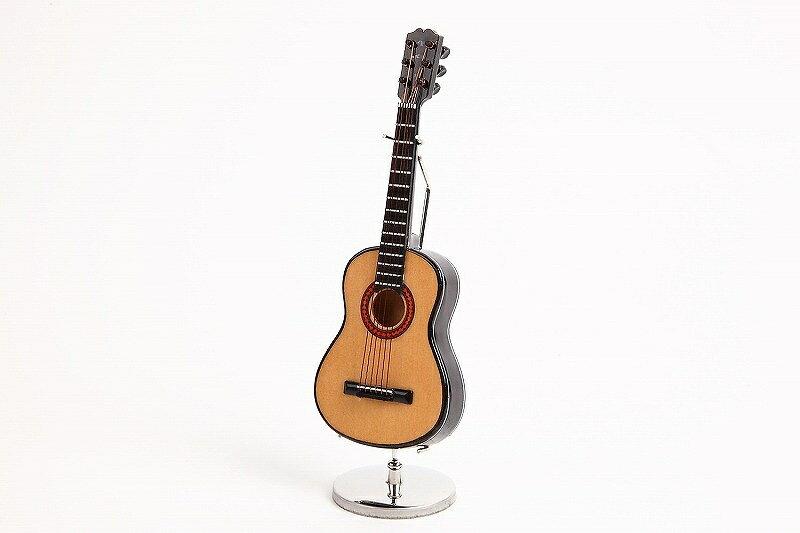 ミニチュア楽器クラシックギター15cm