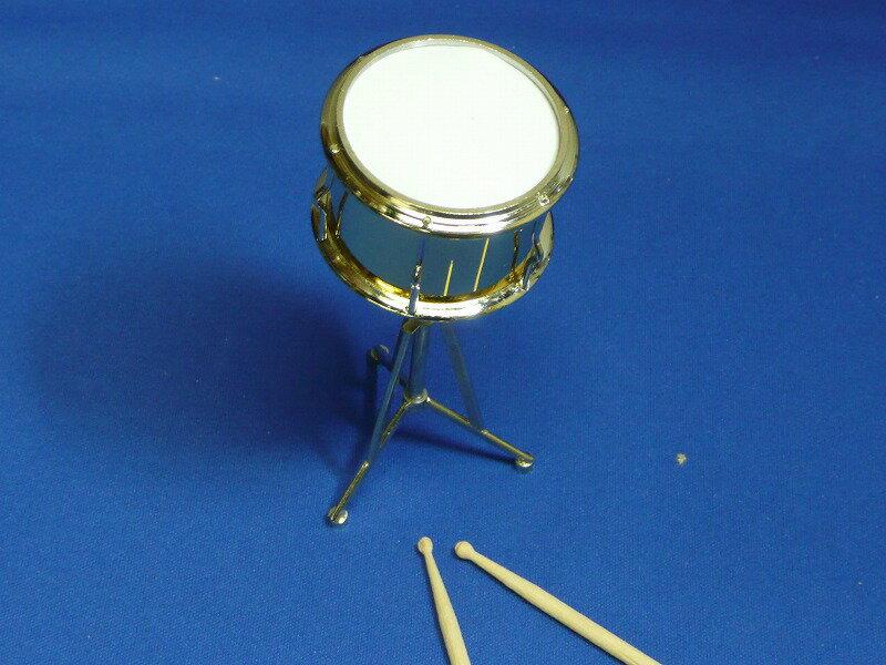 ミニチュア楽器スネアドラム