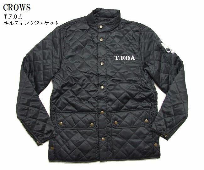 CROWS/クローズ T.F.O.Aキルティングジャケット