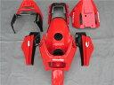 ※代引不可※Ninja gpz900r gpz750r 用 フルキット 外装セット RED