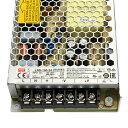 24V/6.5A/156W ミンウェル ACアダプター【Meanwell:NES-150-24】メタル製