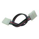 [半田不要でテープ接続] 10mm 非防水 RGBテープライ...