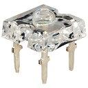 Kaito3106(1000個) LED FLUX 3mm 青色 1500〜2000mcd